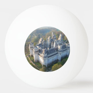 Pierrefonds Castle Ping Pong Ball
