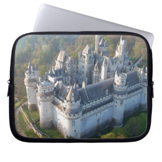 Pierrefonds Castle Laptop Computer Sleeve