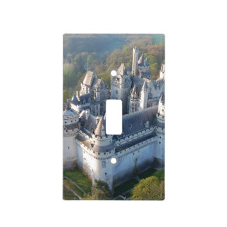Pierrefonds Castle Light Switch Cover