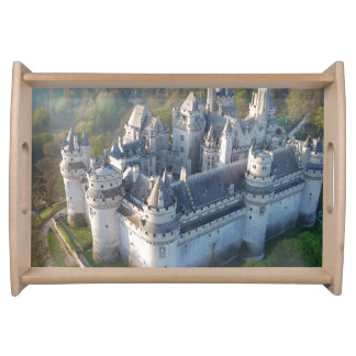 Pierrefonds Castle Service Trays