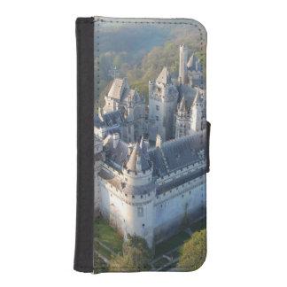 Pierrefonds Castle iPhone 5 Wallet Cases