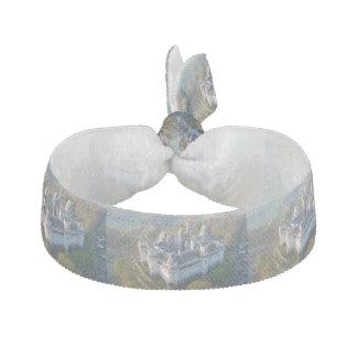 Pierrefonds Castle Ribbon Hair Tie