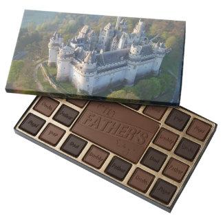 Pierrefonds Castle 45 Piece Box Of Chocolates