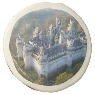 Pierrefonds Castle Sugar Cookie