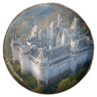 Pierrefonds Castle Chocolate Covered Oreo