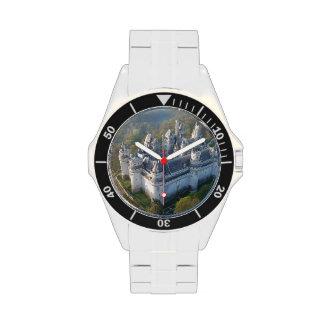 Pierrefonds Castle Wristwatch