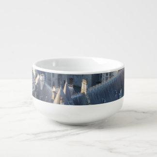Pierrefonds Castle Soup Mug