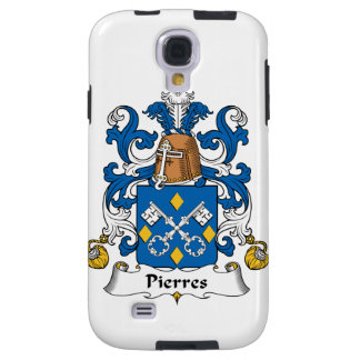 Pierres Family Crest Galaxy S4 Case