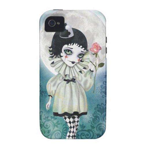 Pierrette iPhone 4 Case-Mate Case