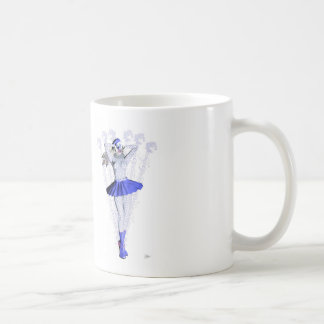 Pierrette singing coffee mug