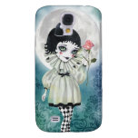 Pierrette Under the Icy Moon iPhone 3 case