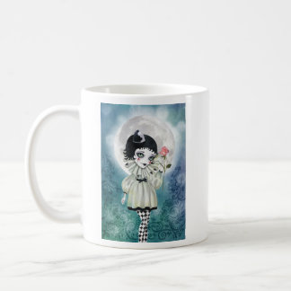 Pierrette Under the Icy Moon Mug