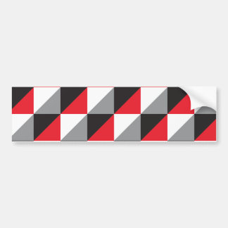 Pierrodress_red.ai Bumper Sticker