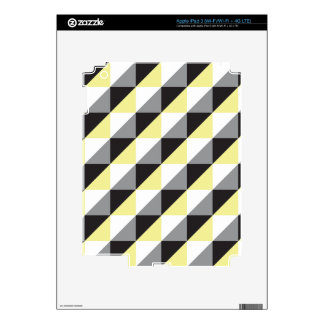 Pierrodress_yellow Decal For iPad 3