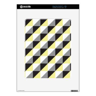 Pierrodress_yellow Decals For iPad