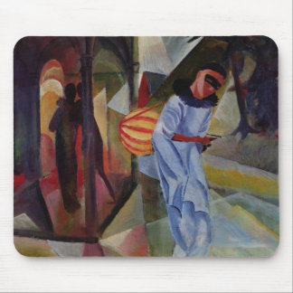 Pierrot, 1913 mouse pad