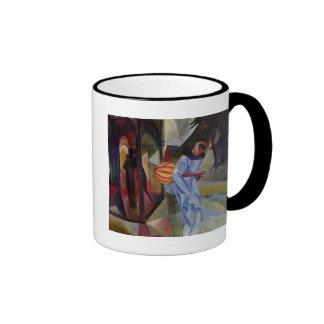 Pierrot, 1913 ringer mug