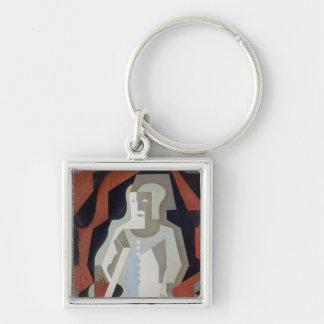 Pierrot, 1919 key chain