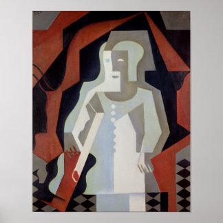 Pierrot, 1919 poster