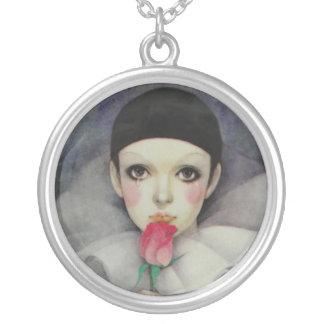 Pierrot 1980s custom necklace