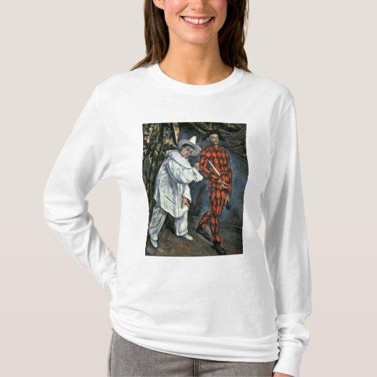 Pierrot and Harlequin , 1888 T-Shirt