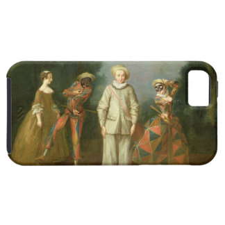 Pierrot and Harlequin iPhone SE/5/5s Case