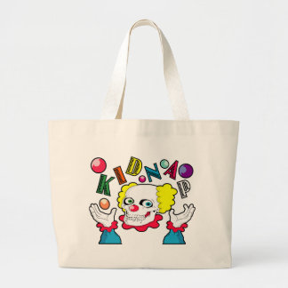 Pierrot Canvas Bags
