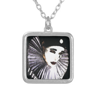 Pierrot Personalised Necklace