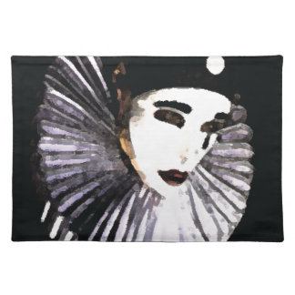 Pierrot Placemats