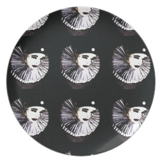 Pierrot Party Plates