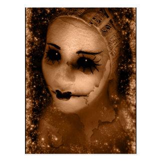 Pierrot roto Falln Postales