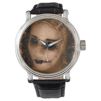 Pierrot roto Falln Reloj De Mano
