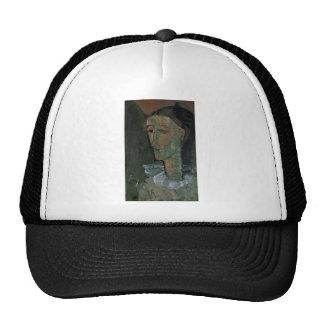 Pierrot (Self Portrait as Pierrot) by Amedeo Modig Trucker Hat