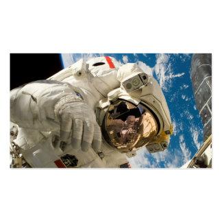 Piers Seller Spacewalk Business Card Templates