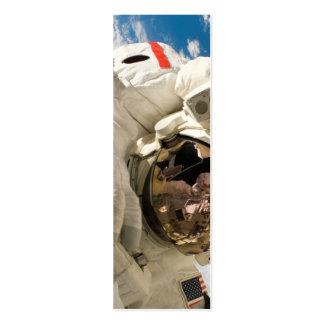 Piers Seller Spacewalk Business Card