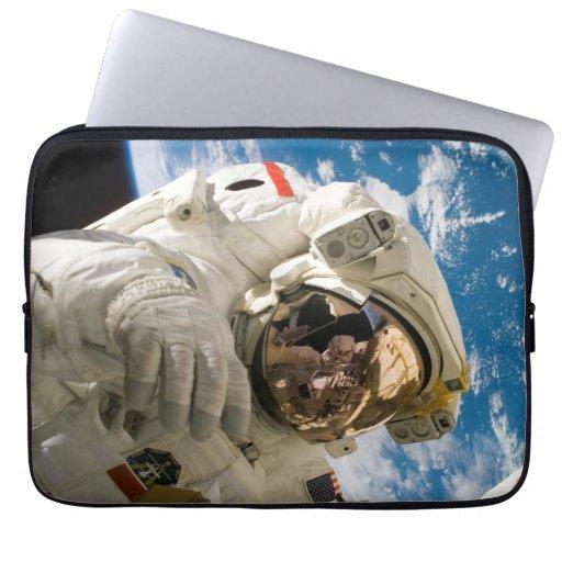 Piers Seller Spacewalk Computer Sleeves