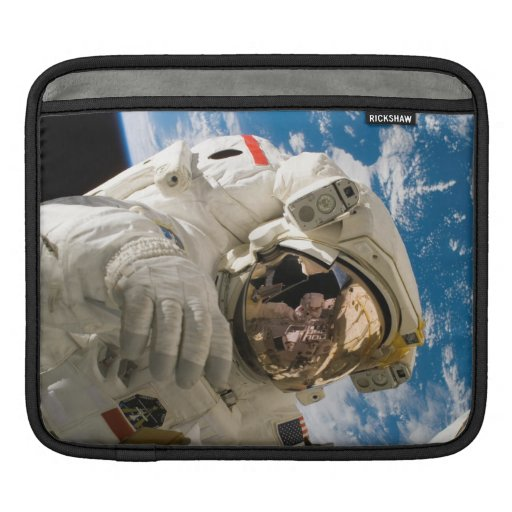 Piers Seller Spacewalk iPad Sleeve