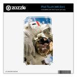 Piers Seller Spacewalk iPod Touch 4G Decals