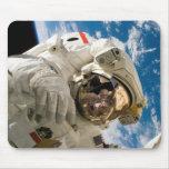 Piers Seller Spacewalk Mouse Pad
