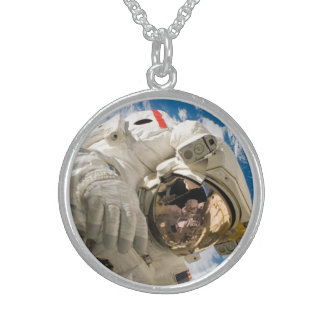 Piers Seller Spacewalk Sterling Silver Necklace