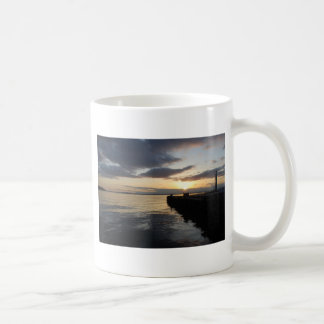 PierSunset041609 Coffee Mug