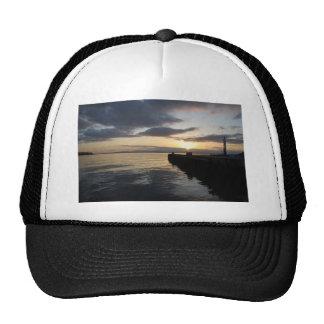 PierSunset041609 Trucker Hat