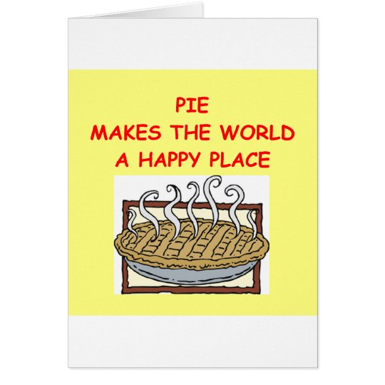 pies card