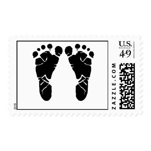 Pies del bebé envio