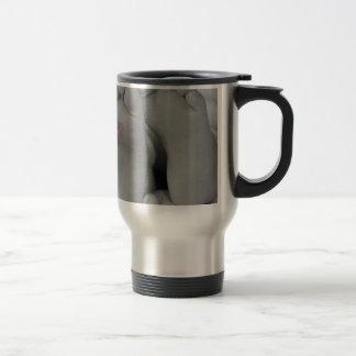 Pies del bebé tazas de café