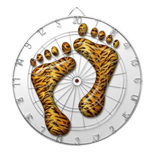 Pies del tigre