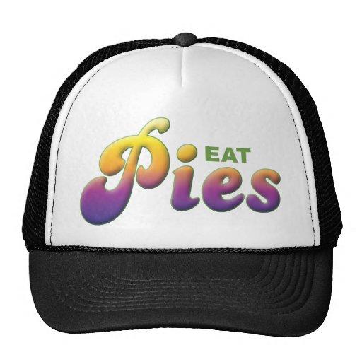 Pies, Eat Mesh Hat