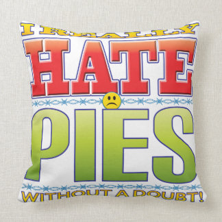 Pies Hate Face Pillows