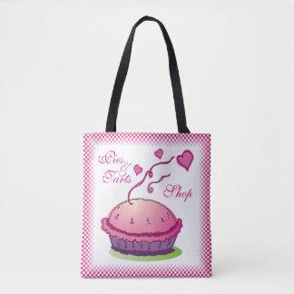 Pies & Tarts & Hearts Tote Bag