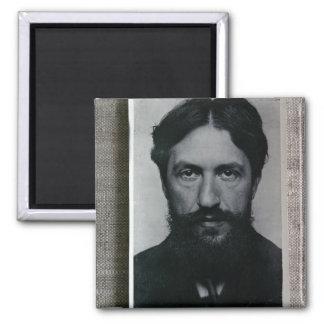 Piet Mondrian (1872-1944), c.1910 (foto de b/w) Imán Cuadrado